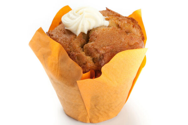 Muffin zanahoria
